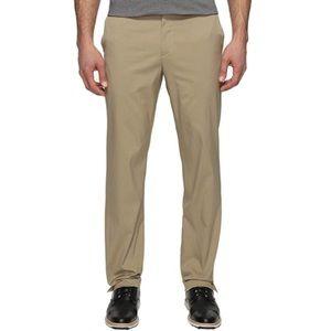 Nike Flat Front Tech Khaki Golf Pants 34x34